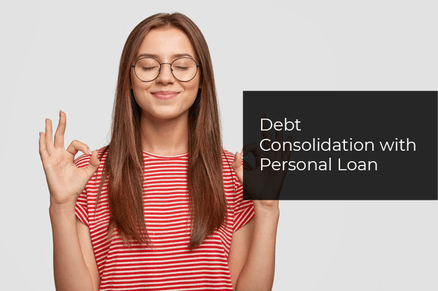 Debt Consolidation with A Personal Loan