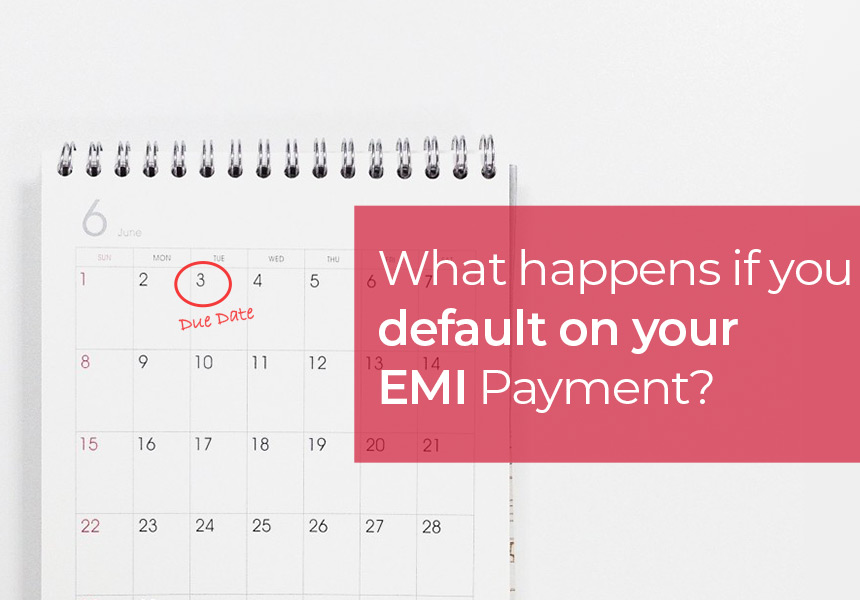 What happens if you DEFAULT on your Personal Loan EMI Payment 😲?