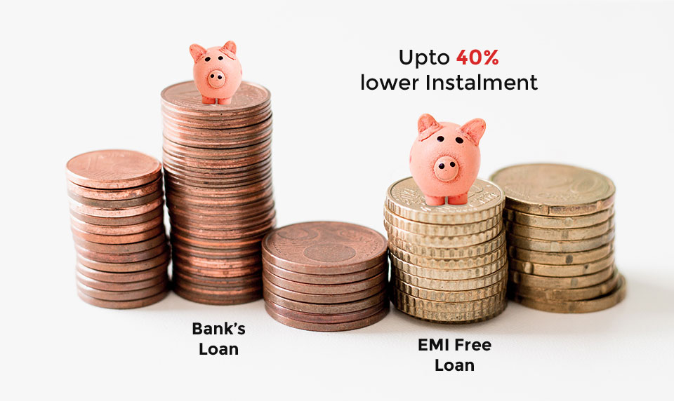 Why EMI Free Loan from LoanTap is better than regular Personal Loan by a bank?